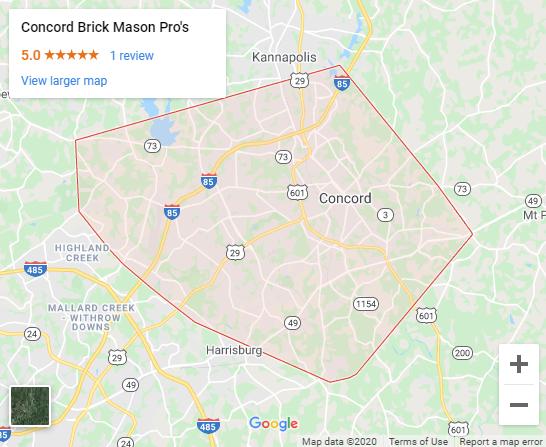 Concord Brick Mason